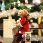 【ピアノ発表会の記念品】クリスマスの時期に発表会をする場合は?